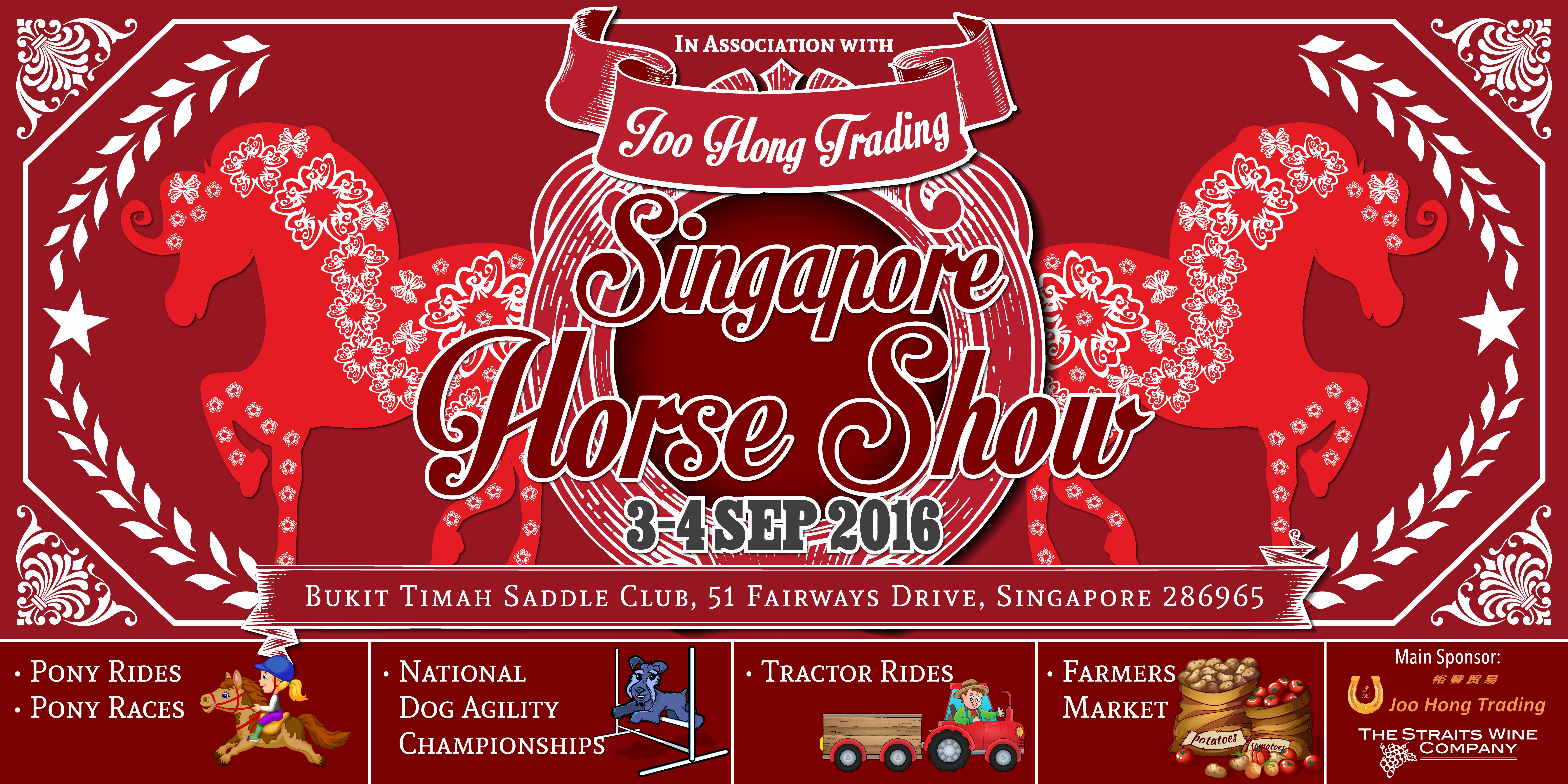Join Us for Horsey Fun and Games!